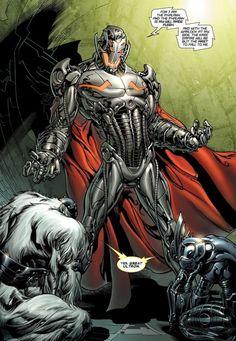 Marvel Universe's MOST Powerful Villains #Ultron #Thanos #Apocalypse  moviepilot.com