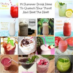 Summer Drink Recipes [ Borsarifoods.com ] #drinks #spice #flavor #food