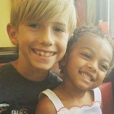 "Grayson Chrisley  & Niece Chloé Chrisley "" CoCo "" #ChrisleyKnowsBest"