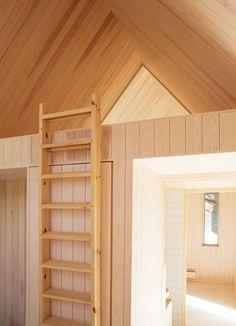 Micro Cluster Cabins, Vestfold, 2014 - Reiulf Ramstad Arkitekter