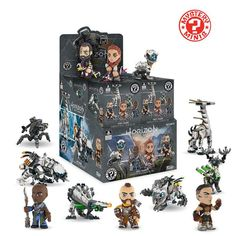 Funko Pop Mystery Minis Horizon Zero Dawn Series 1