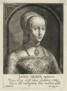 12-Feb1554Lady Jane Grey executed... Good people, I am come hither to die, and by a law I am condemned to the same. The fact, indeed, against the Queen's highness was unlawful, and the consenting thereunto by me: but touching the procurement and desire thereof by me or on my behalf, I do wash my hands thereof in innocency, before God, and the face of you, good Christian people, this day