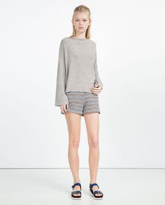 ZARA - WOMAN - SOFT TOUCH SWEATER