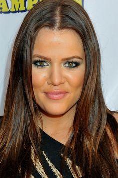 Khloe Kardashian love the Hair & Makeup