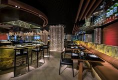 Jumeirah at Etihad Towers Hotel - Abu Dhabi Restaurants - Tori Na Su - Japanese