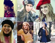 50 Modelos de Boinas Femininas e Onde comprar