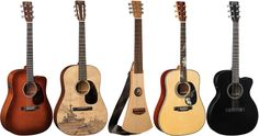 about Martin Acoustic Guitar