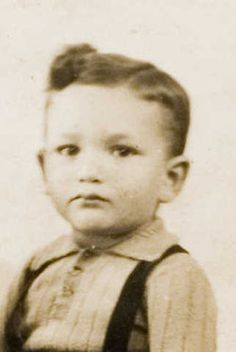 6 year old Juda Frank sadly murdered in Sobibor on May 21, 1943