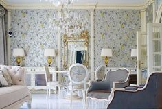 beautiful wallpapers for modern interior decorating