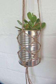 Image result for macrame plant holder