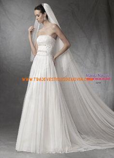 1A713  Vestido de Novia  Marina Navarro