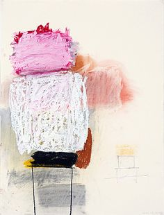 art by Rocio Rodriguez | oil, pastel and pencil on paper