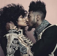 Black Love: teyana taylor and iman shumpert