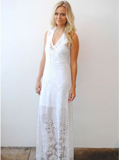 Bella Beach Gown For Sale