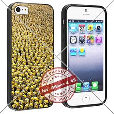(Available for iPhone 4,4s,5,5c,5s,6,6Plus and Samsung S5,S6,S6Edge,S6EdgesPlus,Note4,5) Minions Army Cool Smartphone Case Covers Collector iphone TPU Rubber Case Black ILHAN http://www.amazon.com/dp/B018JPRVE0/ref=cm_sw_r_pi_dp_r5iNwb1T28Y4A