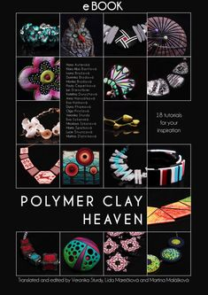 Polymer Clay Heaven eBook in ENGLISH by PolyClayHeavenShop on Etsy