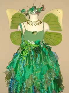 Woodland Faerie Queene by Fairy Nana, via Flickr