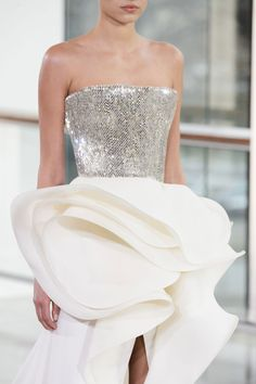 Stéphane Rolland at Couture Spring 2015 - StyleBistro