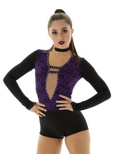 Check out the deal on Emmaline Biketard at The Line Up Cheap Dance Costumes, Modern Dance Costume, Contemporary Dance Costumes, Tap Costumes, Custom Dance Costumes, Dance Costumes Lyrical, Lyrical Dance, Halloween Costumes, Boris Vallejo