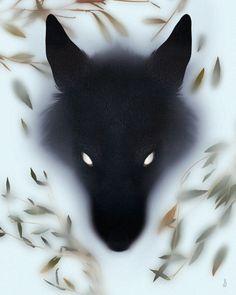 Haunted Animals: Anthropomorphic Illustrations by Jenna Barton Art And Illustration, Animal Illustrations, Art Inspo, Kunst Inspo, Fantasy Kunst, Fantasy Art, Dessin Old School, Surface Art, Colossal Art