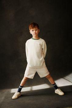 ZARA boys 2020 Light Blue Chinos, Light Denim, Ripped Bermuda Shorts, Zara Boys, Zara United States, Casual Jeans, Boy Shorts, Seersucker, New Outfits