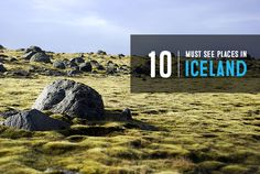 10 Must See Places in Iceland