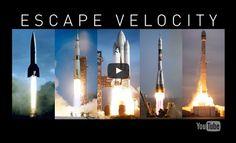 Scienza: #'Escape #Velocity'  un breve emozionante filmato sulla storia dell'esplorazione spaziale... (link: http://ift.tt/2dmx2I8 )