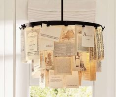 20 Great Ways to Put Those Old Books to Use - would love to make this using Le Petit Prince for a kid's room