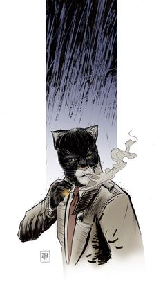Blacksad - Ibrahim Moustafa