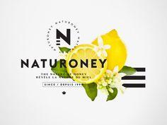 Logo Inspiration, Packaging Design Inspiration, Identity Design, Brand Identity, Organic Packaging, Honey Packaging, Corporate Design, Editorial Design, Honey Brand