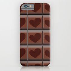 galaxy apple iphone samsung cover case love heart chocolate lasoffittadiste