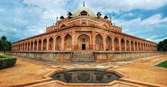 Humayuns Tomb #Delhi #India