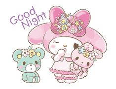 With Tenor, maker of GIF Keyboard, add popular Melody animated GIFs to your conversations. Share the best GIFs now >>> Good Night Everyone, Cute Good Night, Good Night Gif, Good Night Sweet Dreams, Night Night, My Melody Sanrio, Hello Kitty My Melody, My Melody Wallpaper, Hello Kitty Wallpaper