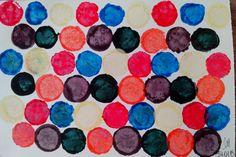 Colored balls Bolas Coloridas - Gabriela Monteiro