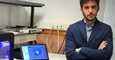 #Joven biólogo recrea órganos en 3D antes de una operación quirúrgica - LaRepública.pe: LaRepública.pe Joven biólogo recrea órganos en 3D…