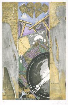 ART & ARTISTS: Jasper Johns