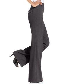 Style Pants, Stretch Wide Leg - Womens Suits & Suit Separates - Macy's