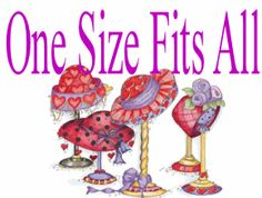 No diet necessary - one size fits all! Red Purple, Red And Pink, Red Hat Club, Red Hat Ladies, Wearing Purple, Red Hat Society, Hat Stands, Pink Hat, Queen