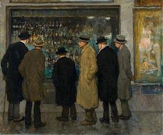 Francis Luis Mora - Window Shopping