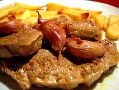Solomillo al whisky | Ricetta spagnola filetto maiale| Le Mani Di Manu