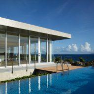 House on Ikema Island by 1100 Architect