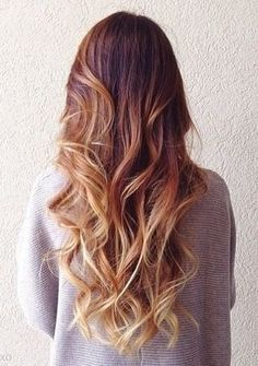 accessories, brown hair, cool, curly hair, cute, fashion, girl, hair, highlights, life, light brown hair, love, nice, ombre, ombre hair, outfit, perfect, pretty, smile, style, swag, hairstyl