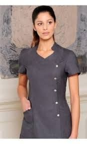 Image result for stylish spa uniforms