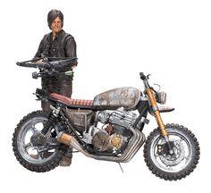 The+Walking+Dead+figurine+Daryl+Dixon+avec+Chopper+Season+5/6+McFarlane+Toys