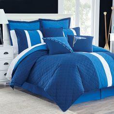 Hamilton Reversible Comforter Set