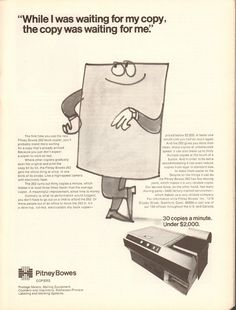 https://flic.kr/p/P846DS | 1971 Pitney Bowes Copiers Advertisement Time Magazine September 13 1971 | 1971 Pitney Bowes Copiers Advertisement Time Magazine September 13 1971
