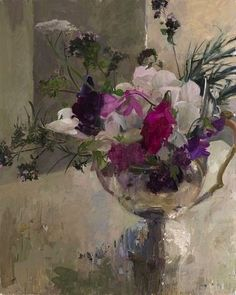 2008, Lucy Cavendish, VASE OF FLOWERS