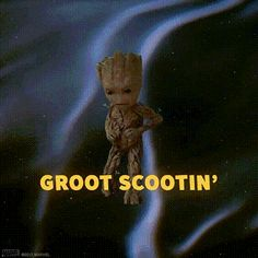 dancing groot #gif from #giphy
