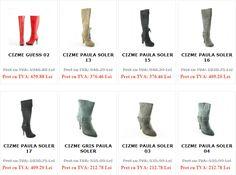 Reduceri de pana la 40% la cizmele Condur | Zgarciti.ro - Comunitatea Zgarcitilor din Romania Knee Boots, Wedges, Shoes, Fashion, Knee High Wedge Boots, Moda, Shoes Outlet, Fashion Styles, Knee Boot