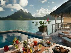 Bora Bora..... Exotic!